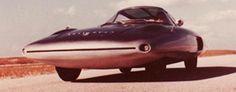 1962 El Tiburon Roadster (The Shark)