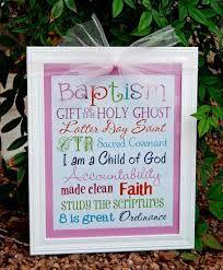 lds baptism programs templates - Google Search