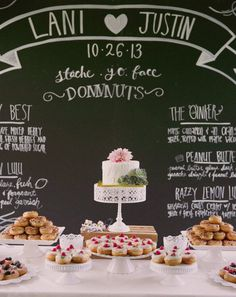 Chic wedding cake idea; Featured Photographer: This Modern Romance