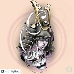 Japanese Tattoo Designs, Japanese Tattoo Art, Samurai Tattoo, Yakuza Tattoo, Tattoo Oriental, Japan Tattoo, Japanese Sleeve, Tattoo Design Drawings, Samurai Warrior