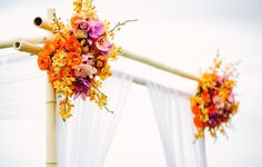 Beaux Mariages: Le mariage tropical de Claire et Jing