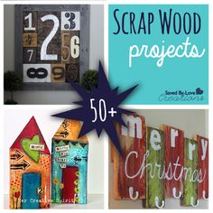 I was pondering what to do with the ever growing pile of scrap wood in my work room, when it occurred to me that you might have the same quandary. I started searching and was amazed to find everyt...