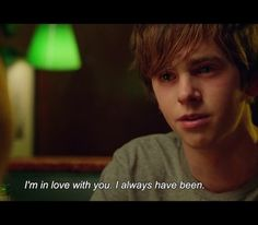 The art of getting by ......... that made me cry at that part