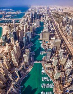 Dubai City, Dubai Uae, Visit Dubai, Dubai Tourist Spots, Amazing Destinations, Travel Destinations, Dubai Travel, Dubai Vacation, Travel News
