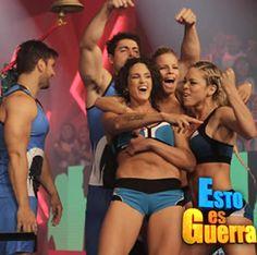 Las cobras son los ganadores de la quinta temporada de Esto es Guerra (Video)