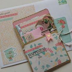 Happy Mail Pocket & Board https://www.pinterest.com/slmpetersen/happy-mail-ideas/