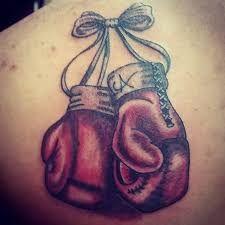 Resultats De Recherche D Images Pour Tattoo De Guantes De Boxeo Tattoos Boxhandschuhe Tattoo Ideen