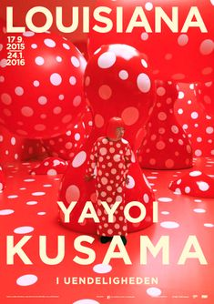 Yayoi Kusama - In Infinity - Louisiana Museum of Modern Art - Humlebæk, Denmark