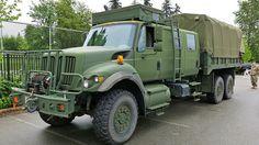 2010 Navistar International 7000 - Canadian Army