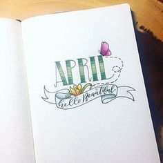"""249 Likes, 9 Comments - Jess Maty (@heartistic.jess) on Instagram: """"April is creeping up on us friends! I can't wait to see the green grass and the blooming flowers!"""""""