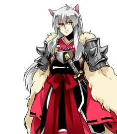 Inu Yasha | Cool... Why didn't Rumiko think of this?