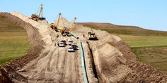Trump Formally Announces Support for the Dakota Access Pipeline.  Confirming once and for all that Trump is a huge, enormous asshole.