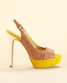absolutely LOVE the yellow, white, and camel.Jessica Simpson