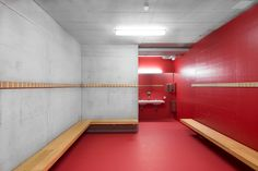 Gallery of Neumatt Sports Center / Evolution Design - 2