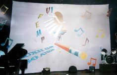 Painel Projeto Musical