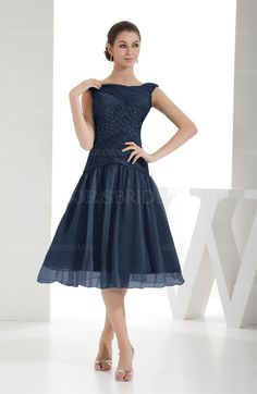 Bateau neckline sleeveless chiffon dress-if I wore dresses, I could rock this look Empire Bridesmaid Dresses, Vintage Bridesmaid Dresses, Homecoming Dresses, Bride Dresses, Dama Dresses, Dresses 2014, Chiffon Dresses, Prom Gowns, Dress Prom