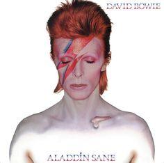 David Bowie - Aladdin Sane (1973)