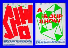 A Group Show — Oliver Ibsen
