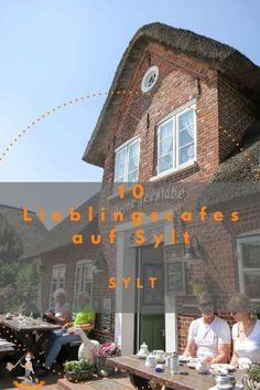 Meine 8 Lieblings-Cafes auf Sylt