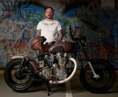 Marco's Custom Royal Enfield