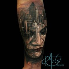 Credit: Arlo DiCristina Tattoos | Tattoo Artists - Inked Magazine