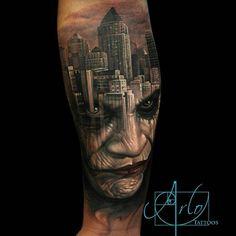 Credit: Arlo DiCristina Tattoos | Tattoo Artists - Inked Magazine