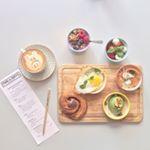 Mad & Kaffe, Copenhagen. Pick n Mix breakfast!