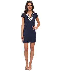 Lilly Pulitzer Brewster Dress True Navy - Zappos.com Free Shipping BOTH Ways