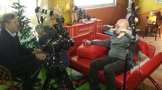 BBC interview by Neil Koenig in Dartz Land