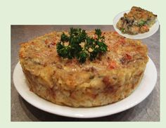 Shrimp Quiche Casserole - Good Food And Treasured Memories How To Devein Shrimp, How To Cook Shrimp, Garlic Mushrooms, Stuffed Mushrooms, Shrimp Quiche, Great Recipes, Whole Food Recipes, Cheese Bread, Broccoli And Cheese