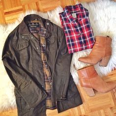 It's boots & Barbour weather! Can I just not do any work today and go to a pumpkin patch? Who's with me??  http://liketk.it/2phMx @liketoknow.it #liketkit #barbour #ragandbone #bootseason #outerwear #fallfashion #fallstyle