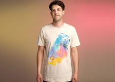 """Sunny Leo"" - Threadless.com - Best t-shirts in the world"