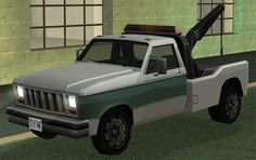 """""""Tow Truck"""" - Featured In San Andreas"""