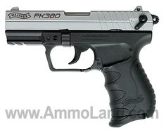 Walther PK380 Pistol  #2 to the collection