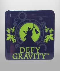 "New ""Defy Gravity"" pin at The Broadway Store!"
