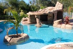 Having a pool sounds awesome especially if you are working with the best backyard pool landscaping ideas there is. How you design a proper backyard with a pool matters. Amazing Swimming Pools, Natural Swimming Pools, Swimming Pools Backyard, Swimming Pool Designs, Cool Pools, Lap Pools, Natural Pools, Indoor Pools, Pool Decks