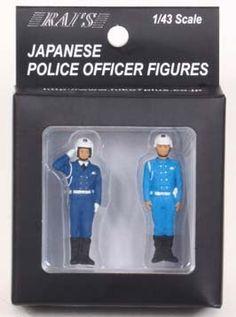 RAI'S 1/43 警察官フィギュア 交通機動隊四輪車 男性隊員 (2type set) ヒコセブン http://www.amazon.co.jp/dp/B00OL9MWXE/ref=cm_sw_r_pi_dp_l83wub0QY0GAZ