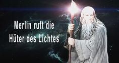 ★ Merlin ruft die Hüter des Lichtes | goldenblau.tv ★