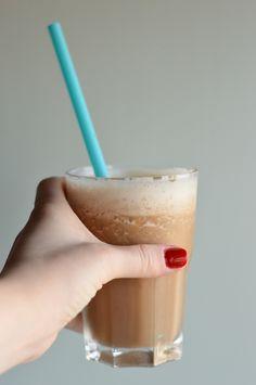 Coffee Frappé [Lactose free] | A Cozinha da Ovelha Negra