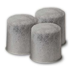 PetSafe Drinkwell Hy-drate Replacement Filters 3 pack Gray
