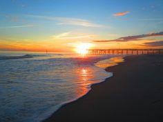 ocean+photography+beaches | Atlantic Beach Sunset | Photography by Crystal Thornton