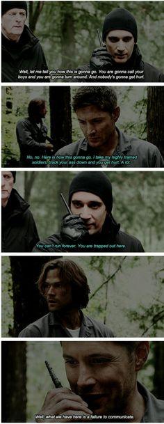 supernatural 12x09: First Blood