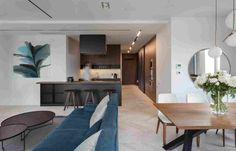 Квартира River View от дизайнеров SVOYA studio