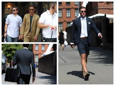 God Save the Queen and all: Street Style New York Fashion Week #menswear #NYFW #streetstyle