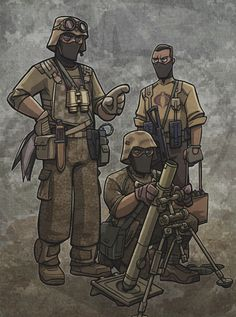 Cobra mortar team by jimmymcwicked.deviantart.com on @deviantART