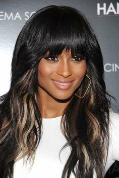 Tremendous Highlights Blonde Highlights And Blondes On Pinterest Short Hairstyles For Black Women Fulllsitofus
