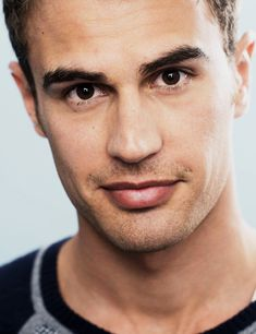 actor and singer Theo James , our Tobias Eaton. Enjoy it