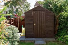 plan for building a garden shed - how to design a storage shed - easy diy shed roof - build shed in front of house - build a shed app - Wood Shed Plans, Shed Building Plans, Diy Shed Plans, Storage Shed Plans, Porch Plans, Storage Area, Tool Storage, Petits Hangars, Traditional Sheds
