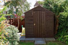 Fabulous Ideas for Unique Garden Sheds - http://www.buckeyestateblog.com/fabulous-ideas-for-unique-garden-sheds/?utm_source=PN&utm_medium=pinterest+ideas&utm_campaign=SNAP%2Bfrom%2BBuckeyestateblog