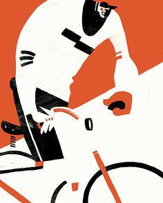 Olympic Sports by Sergiy Maidukov, via Behance